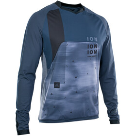 ION Traze VENT LS Tee Men, indigo dawn